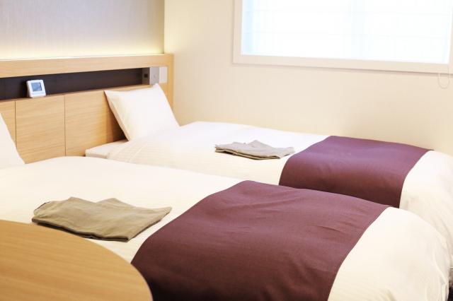 用途例:ホテル・旅館の客室