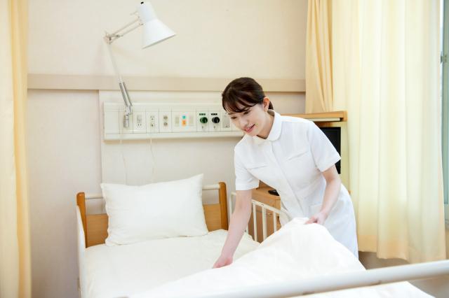 用途例:医療・介護施設